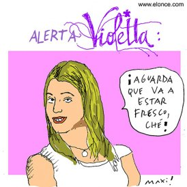 Alerta Violetta