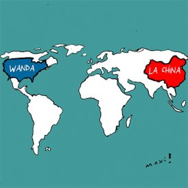 Wanda - China